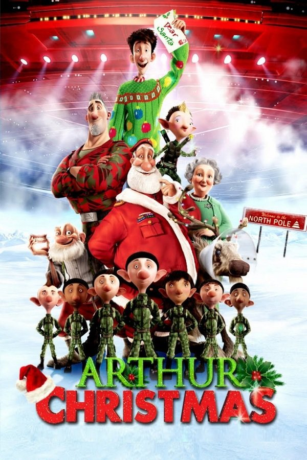 Streamnow Arthur Christmas 2011 Download Movies