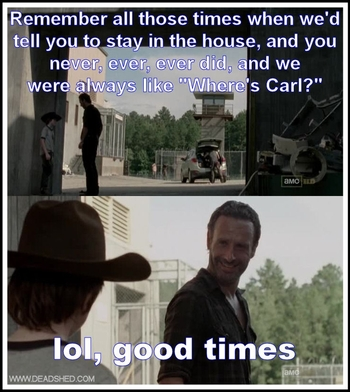 The Walking dead memes20