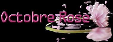 *** Octobre Rose ***