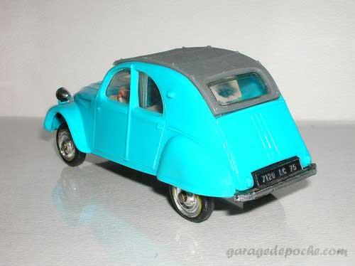 Citroën 2cv AZL