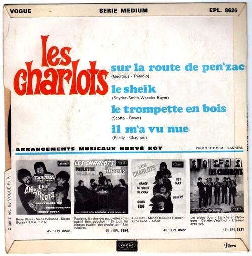 Les Charlots - Sur La Route De Pen'zac (1968) 02