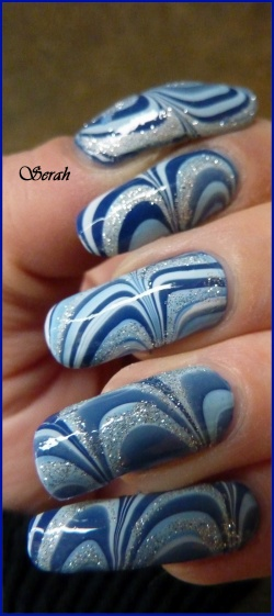 Water marble #2
