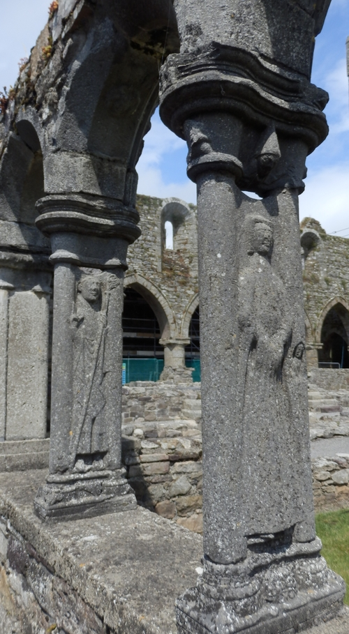 Kilkenny, Jerpoint Abbey, Rock of Cashel