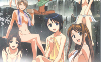 Love Hina : Selection finale