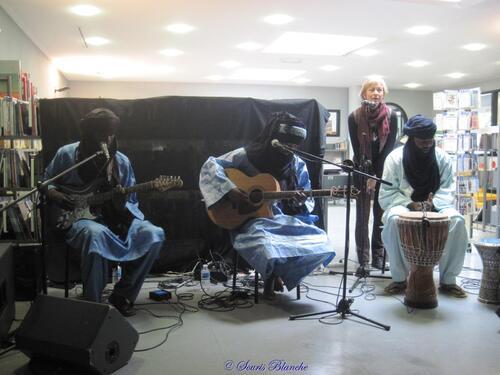 Concert Nabil Baly Othmani