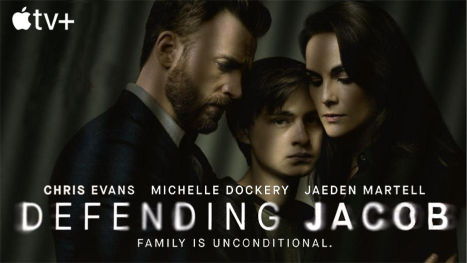 DEFENDING JACOB, Chris Evans dans la nouvelle série Apple TV+ ...