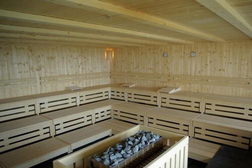 Finnish culture: Sauna.