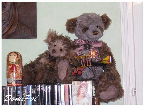 Ours: Petit Charlie Bear