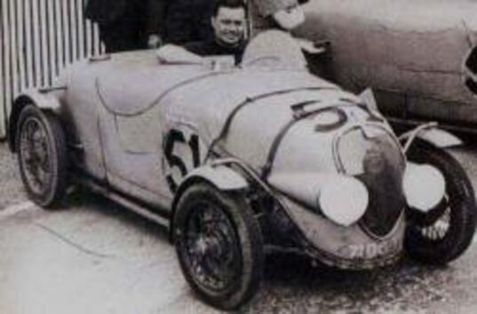 Le Mans 1938