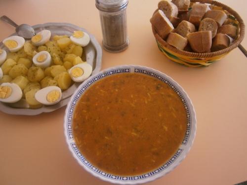 Soupe marocaine(Harira)