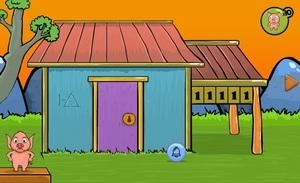 Jouer à Fastrack Games - Piggy land escape