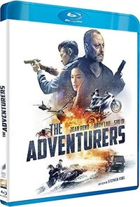 [Test Blu-ray] The Adventurers
