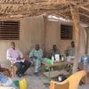 Burkina Bomborokuy Chez Monsieur le Maire