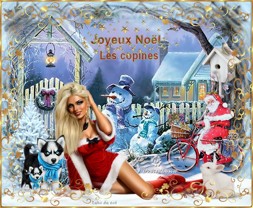 Défi mère Noel 9 -Angelface