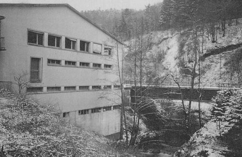 L'antenne de Plombières-les-Bains