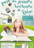 Prix des jeunes lecteurs de l'Oise