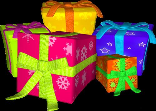 Cadeaux Série 3