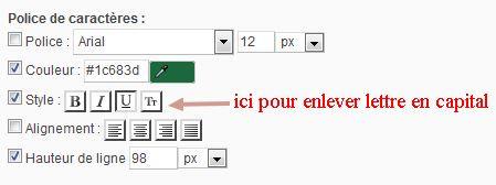 Ecriture  avec css et code @import (sans script)