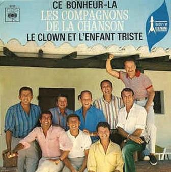 Les compagnons de la chanson, 1969