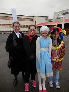 Un carnaval sous le signe de l'enfance