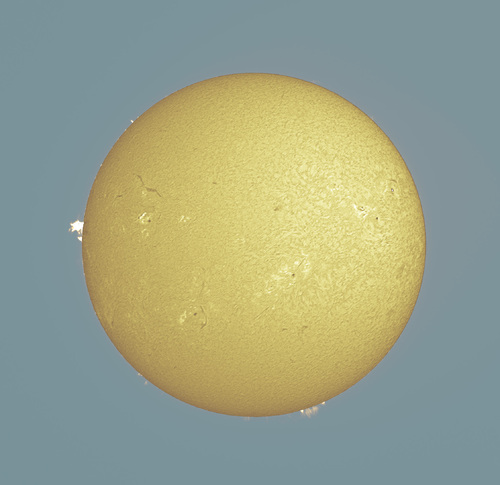 Soleil du 15/05/2014