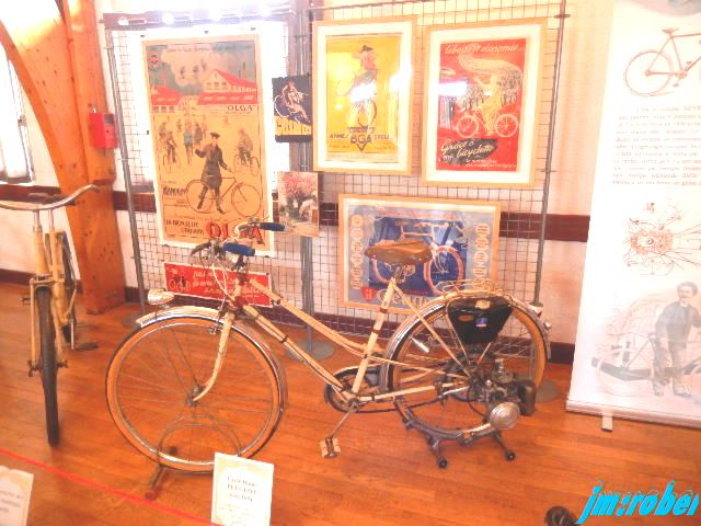 """Royère 87 :La Marcel Jourde et les vélos de Jacques   """" 2/2 """""""