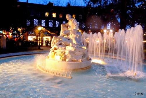 Toulouse : animation de nuit ...