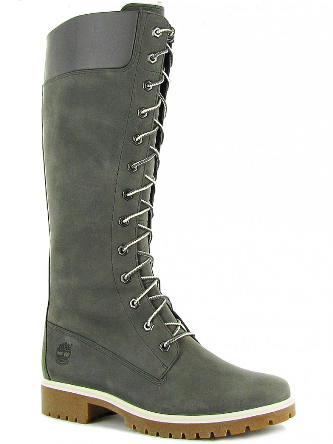 timberland femme grises