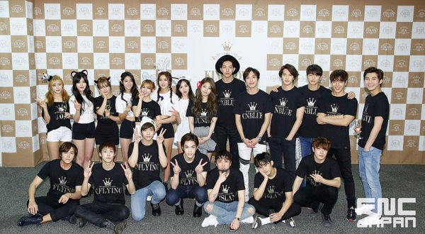 [PHOTO] FNC Kingdom in Japan 2015