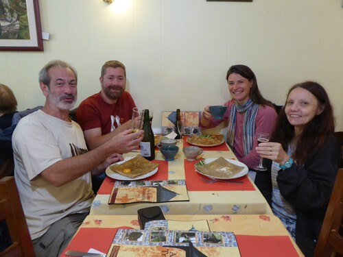 Cap au sud de la Bretagne, Morbihan (56)