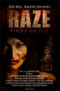 L'Arène ( Raze ) : Elle devra se battre à mains nues jusqu'à la mort de l'adversaire pour sauver sa fille Raze nous conte l'histoire de femmes enlevées et obligées de se battre à mains nues jusqu'à la mort de l'adversaire. Sabrina en fait partie et pour sauver sa fille, quelles alternatives s'offrent à elle ? ...-----... Origine du film : Américain   Réalisateur : Josh C. Waller   Acteurs : Zoe Bell, Rachel Nichols, Tracie Thoms   Genre : Action, Epouvante-horreur   Durée : 1h27min   Date de sortie : 2014   Année de production : 2014