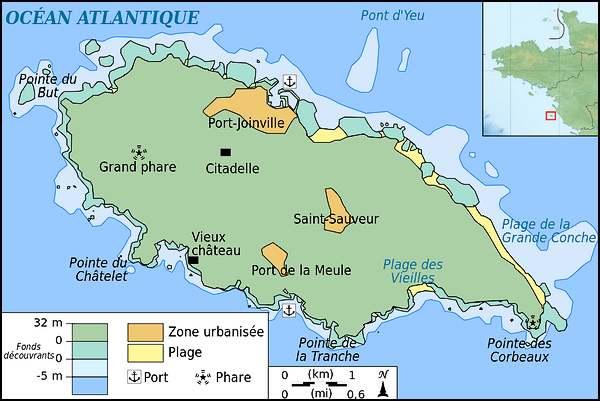 Ile d'Yeu (Vendée)