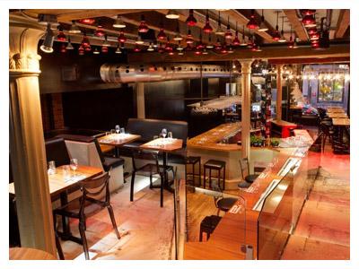 Restaurant:  restos 2013, #2: Mangiafoco