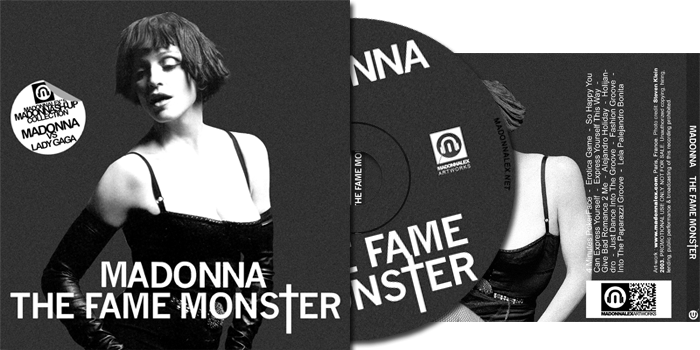 The Fame Monster | Madonna VS Lady Gaga | Madonnash-Up vol.07