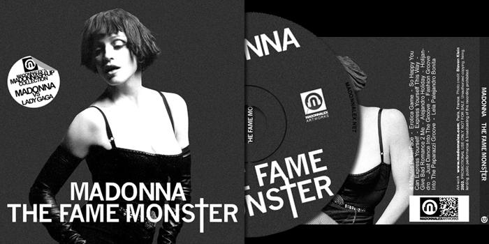 The Fame Monster   Madonna VS Lady Gaga   Madonnash-Up vol.07
