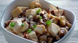 蘑菇燉豆腐