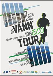 Vann'Eco Tour - Dimanche 17 mars 2019