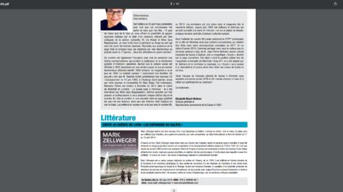 Article Consulat de Suisse Montréal.