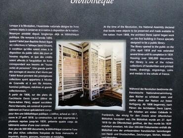DRC - Besançon - Bibliothèque
