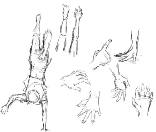 Je sais pas dessiner mais...#2 Les mains, la base