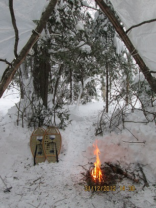 photos expédition survie bushcraft