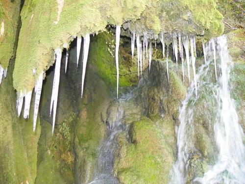 Randonnée à la cascade des Dards