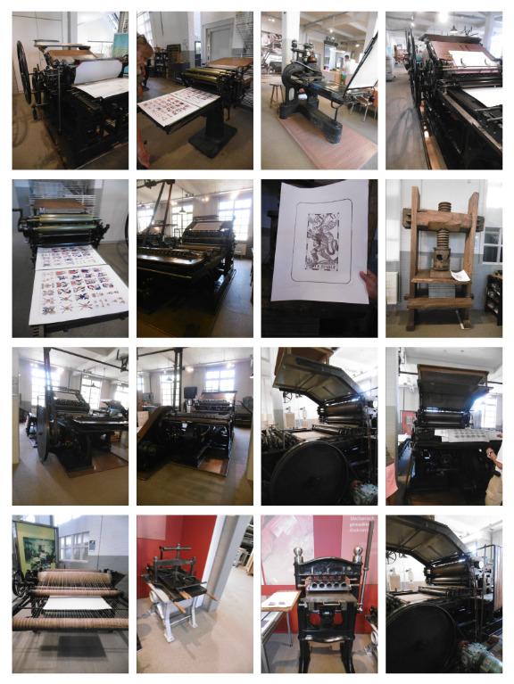 Turnhout, le musée imprimerie cartes de jeux