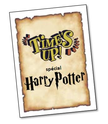 Jouer avec... Harry Potter !!!