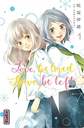 Love, be loved, leave, be left T1 - Io Sakisaka