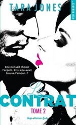 Le contrat - Tara Jones