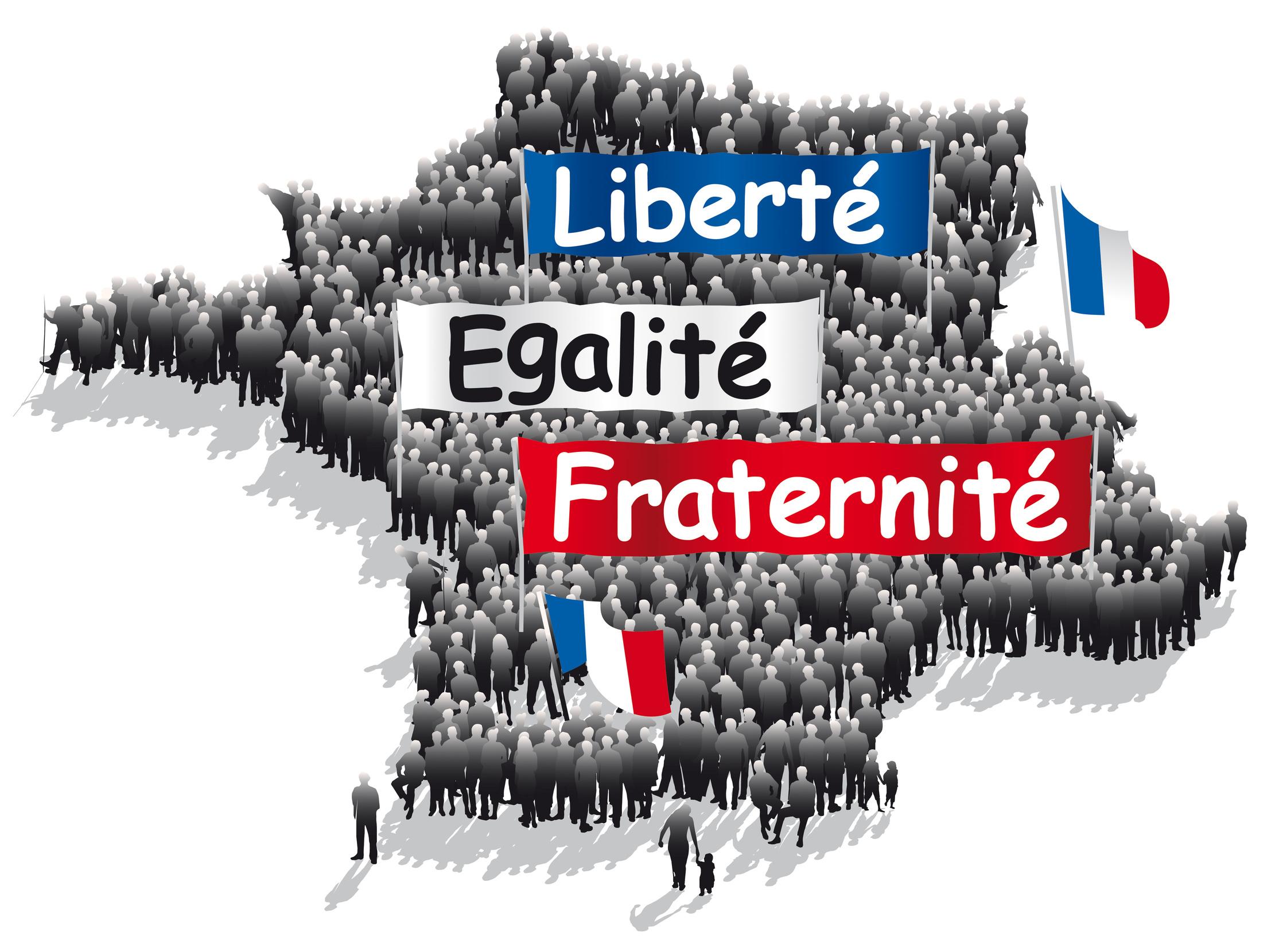 Liberté, égalité, fraternité: rendre effectives les valeurs de la  République   CNCDH