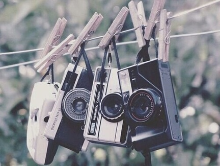 Image de camera, photography, and vintage