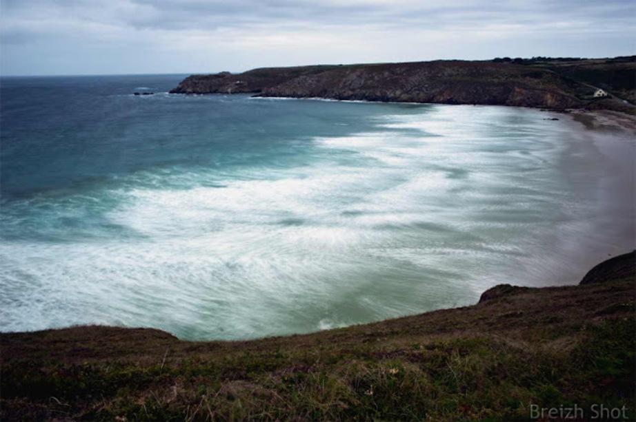 La Baie des Trépassés pour la beauté du panorama