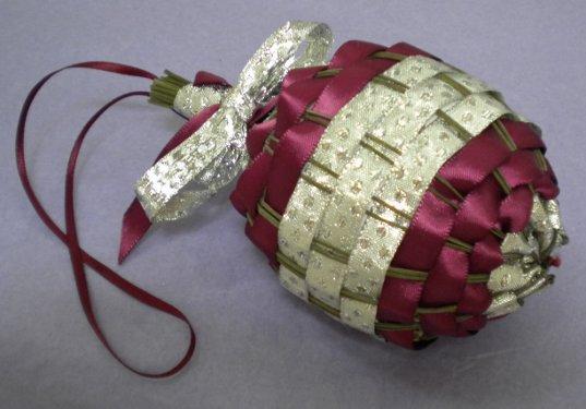 Emballage de la tige de lavande